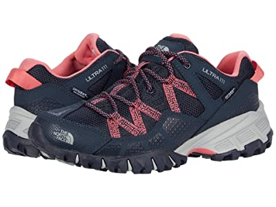 The North Face Ultra 111 Waterproof (Urban Navy/Calypso Coral) Women
