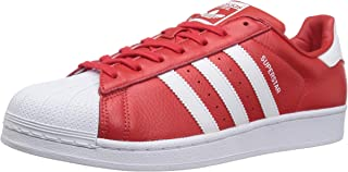 Best red shell toe adidas shoes Reviews