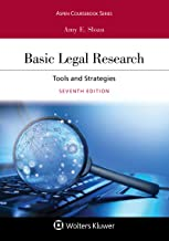 Basic Legal Research: Tools and Strategies (Aspen Coursebook Series) PDF