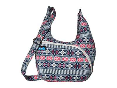 KAVU Sydney Satchel (Gem Inlay) Satchel Handbags