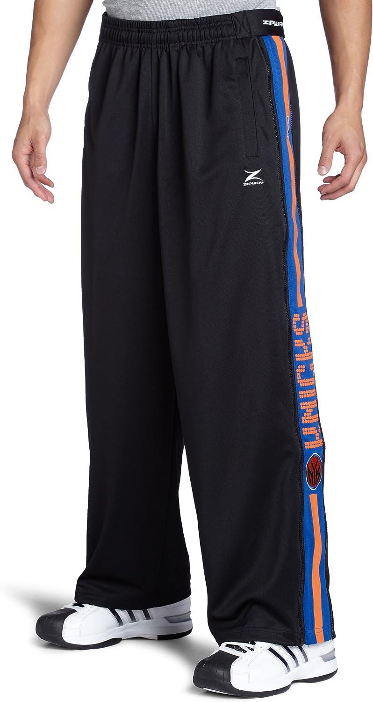 NBA New Houston Mall York Knicks Black Digital Panel Blue mart Pant