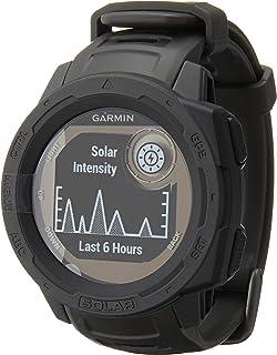 Garmin GM-010-02293-32 Instinct Solar Smartwatch, Graphite