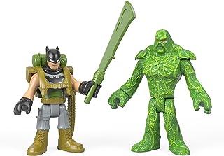 Fisher-Price Imaginext DC Super Friends, Batman & Swamp Thing