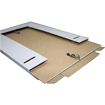 Rahmenloser Bildträger Cliprahmen Boston von 40 x 60 bis 44 x 69 cm