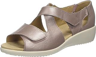 8a6abd77 Hotter Women's Riga Extra Wide Open Toe Sandals