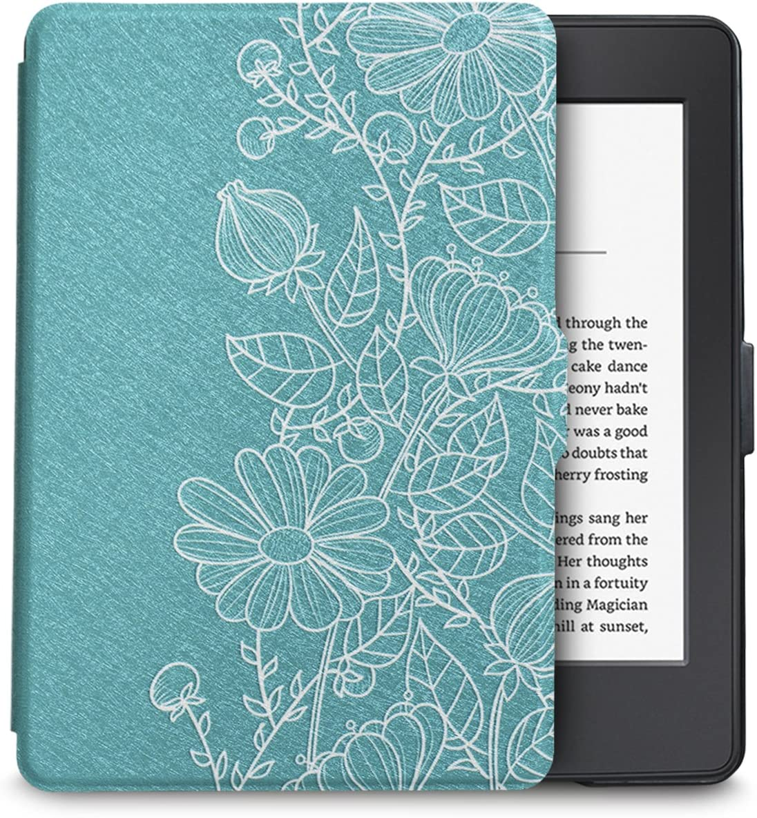 WALNEW Case Gifts for Kindle Paperwhite Prior to or 25% OFF Model 2018 No.EY21