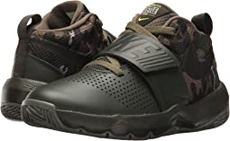 Nike Kids Hustle D 8 Camo (Big Kid)
