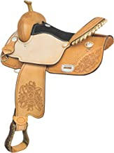 Billy Cook Connie Combs Sunflwr Barrel Saddle