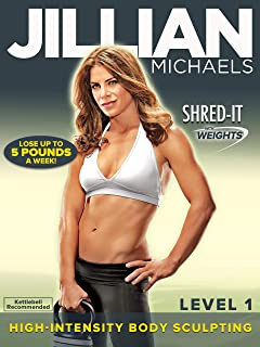 Jillian Michaels: Shred It With Weights - Level 1