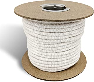 Upholstery Cotton Piping Welt Cord for Furniture/Crafts, 25yd Spool- Made in USA