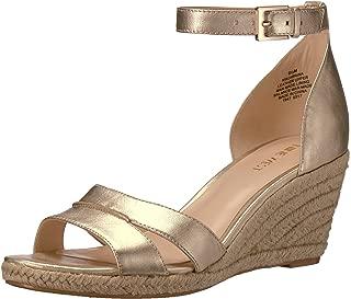 Women's Jabrina Metallic Wedge Sandal