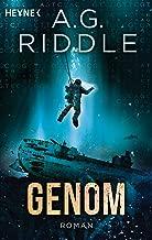 Genom  - Die Extinction-Serie 2: Roman (German Edition)