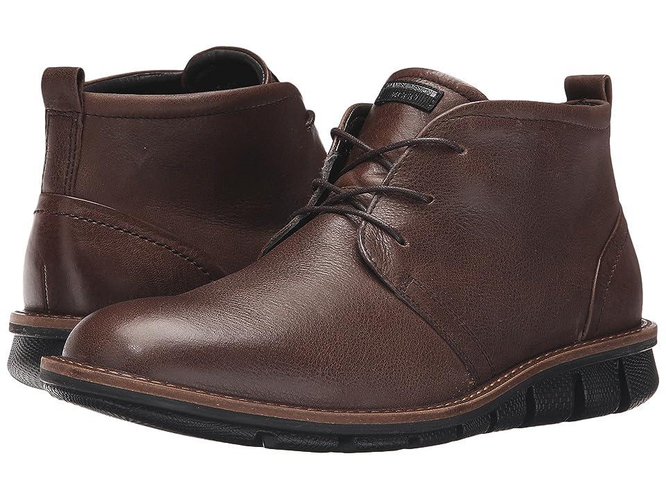 ECCO Jeremy Hybrid Boot (Espresso) Men