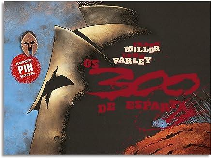 300 de Esparta com Pin - Edição Exclusiva Amazon