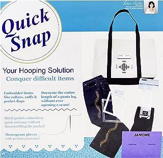 Janome MB-4 Quick Snap Hoop Set