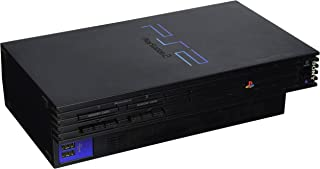 Playstation 2 Console - Black (Renewed)