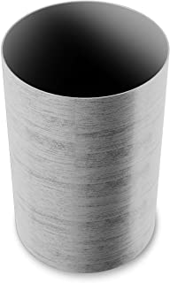 Umbra Treela Small Trash Durable Garbage Can Waste Basket for Bathroom, Bedroom, Office and More | 4.75 Gallon Capacity wi...