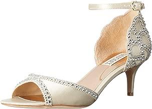 Best ivory badgley mischka bridal shoes Reviews