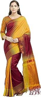 Viva N Diva Women's Cotton Silk Sarees Collection Woven Saree with Blouse,Party Sari