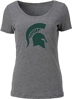 michigan state shirt womens