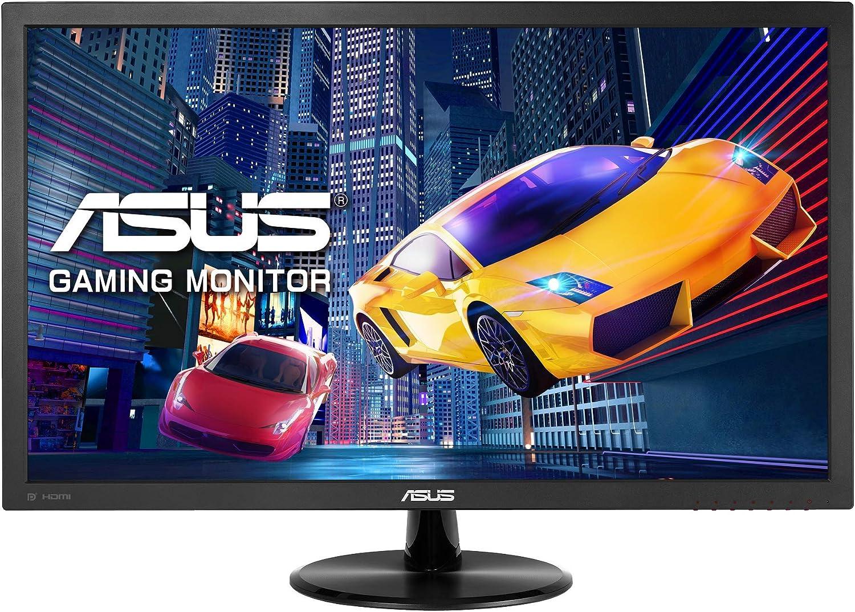 "Asus VP228QG 21.5"" Full HD 1920x1080 1ms VGA Adapti Fees Oakland Mall free DP HDMI"