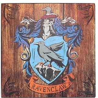 Open Road Brands Harry Potter Ravenclaw Crest Wood Wall Art