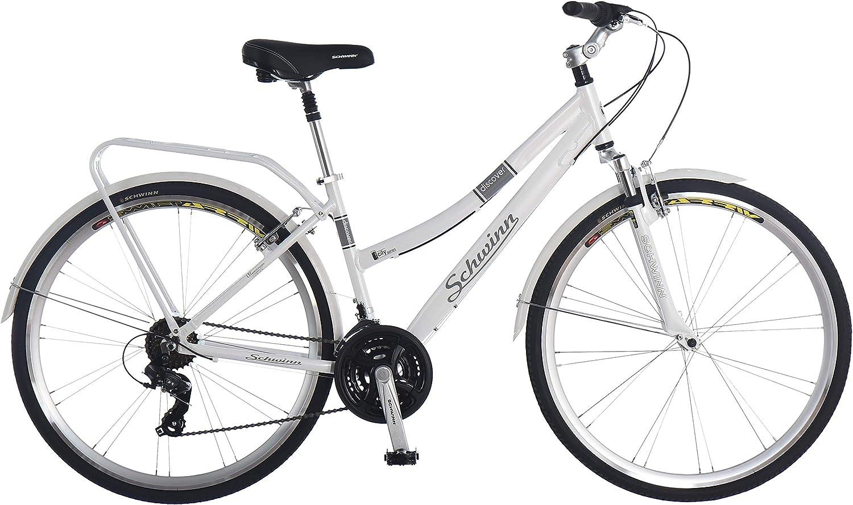 Schwinn Discover Hybrid Bikes for Men