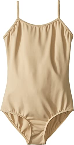 Bloch Kids Microlux Camisole Leotard (Toddler/Little Kids/Big Kids)