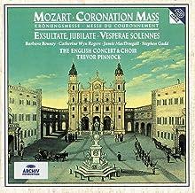 Mozart Coronation Mass Exsultate Jubilate
