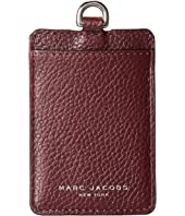 Marc Jacobs - Recruit Long Strap Commuter Pass Case