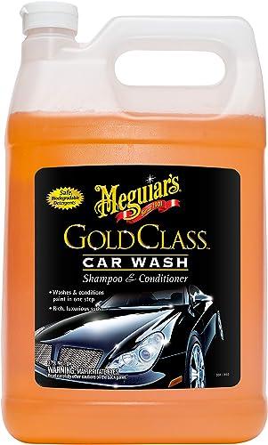 Meguiar's G7101FFP Gold Class Car Wash - 1 gallon