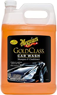 Meguiar`s G7101FFP Gold Class Car Wash - 1 gallon
