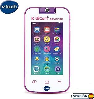 VTech - Kidicom Advance, dispositivo inteligente para niños, pantalla táctil 5