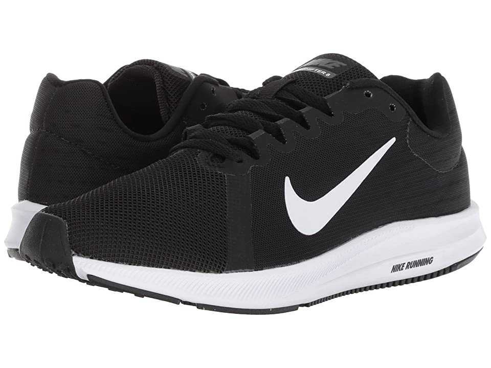 Nike Downshifter 8 (Black/White/Anthracite) Men