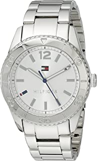 Tommy Hilfiger Women's 1781267 Casual Sport Stainless Steel Watch