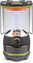 Core 750 Lumen LED Battery Lantern, 4 D Batteries (not Included), Camping Emergency
