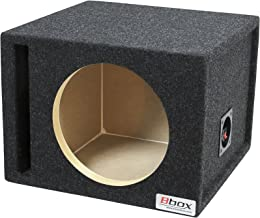 Best single 10 inch subwoofer box Reviews