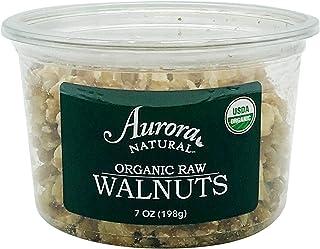 Aurora Products Organic Walnut Halves, 7 oz