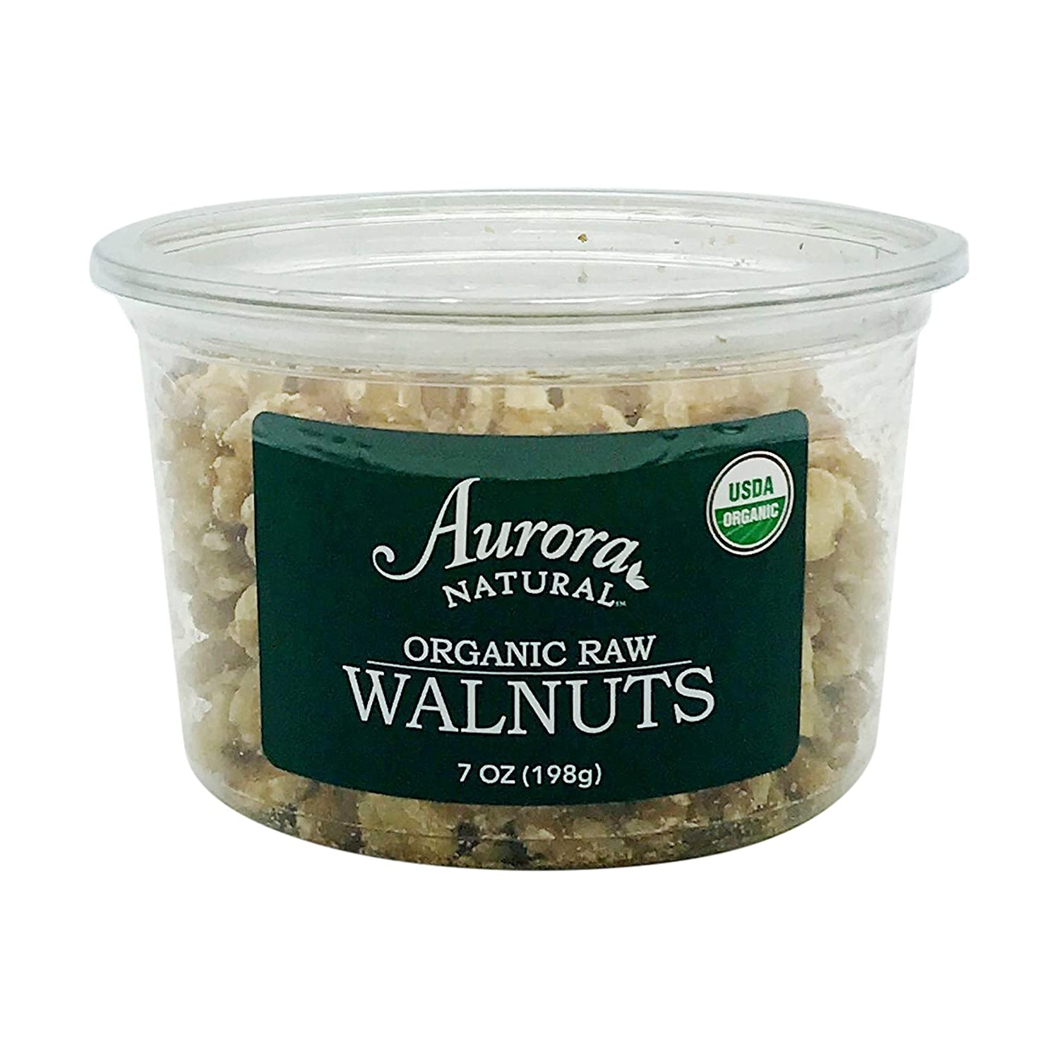 Easy-to-use Aurora Products Organic Walnut New mail order oz 7 Halves