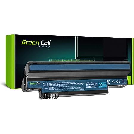 Green Cell® Standard Serie UM09C31 UM09G71 UM09H31 UM09H75 Batería para Acer Aspire One 532H 533   eMachines EM350 NAV51 Ordenador (6 Celdas 4400mAh ...
