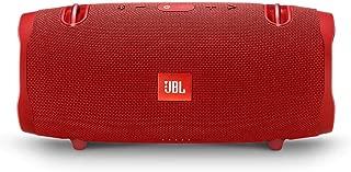 JBL Xtreme 2 Portable Waterproof Wireless Bluetooth Speaker - Red (Renewed)