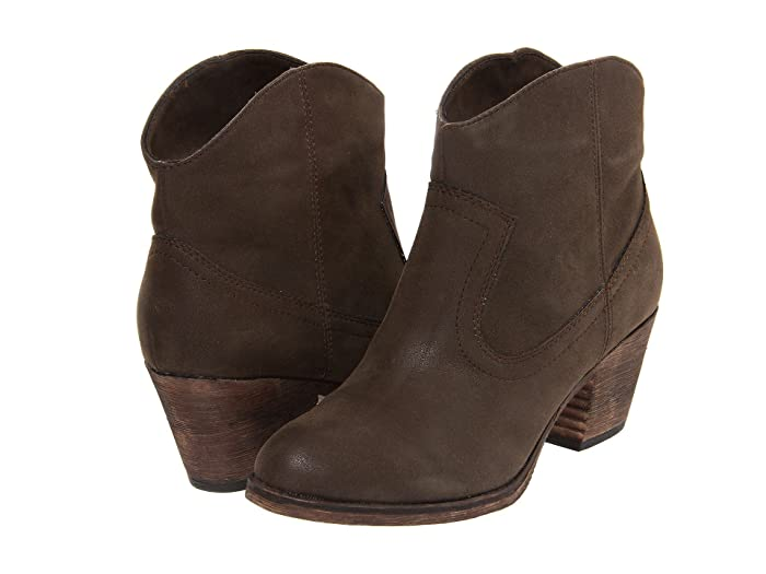 Rocket Dog  Soundoff (Brown Vintage Worn) Womens Pull-on Boots