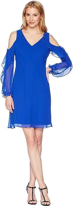 LAUREN Ralph Lauren Georgette - Pavia Dress