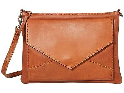 ABLE Solome Crossbody (Whiskey) Cross Body Handbags