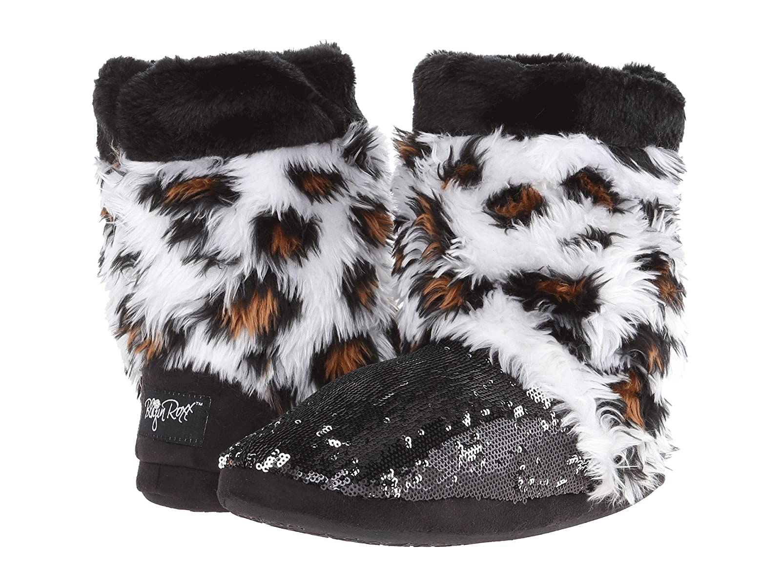 M&F Western Furry Sequin Bootie SlippersAtmospheric grades have affordable shoes