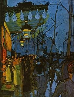 Avenue de Clichy, Five by Louis Anquetin - 20