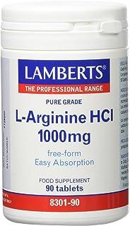 Lamberts L Arginina 1000mg - 90 Tabletas