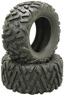Set of 2 WANDA ATV UTV Tires 27x11-12 27x11x12 6PR Big Horn Style …