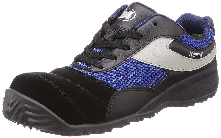 [ミドリ安全] 安全作業靴 JSAA認定 屋根上作業向け プロスニーカー トビスニ TS110N