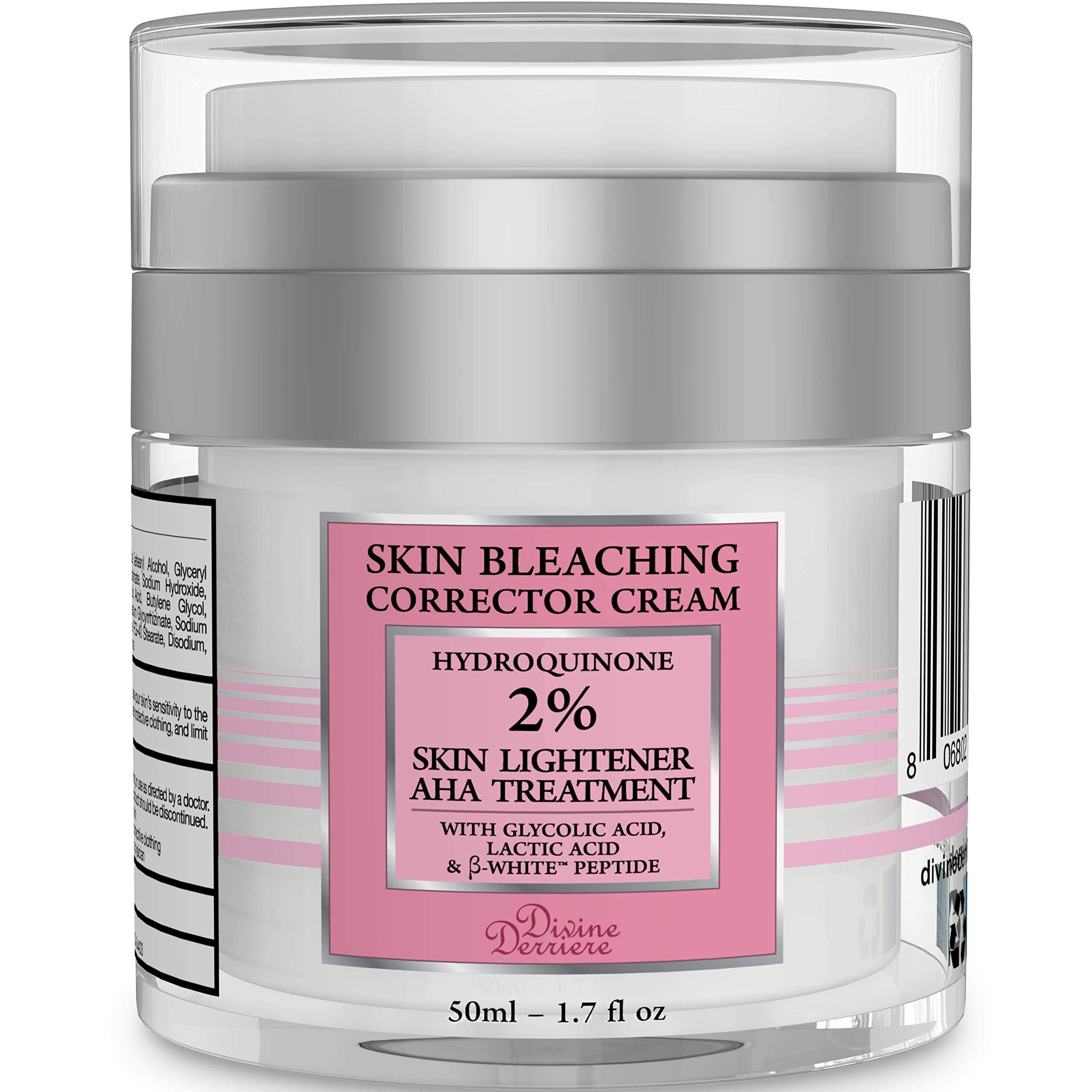 Derriere Lightening Hydroquinone Bleaching Glycolic